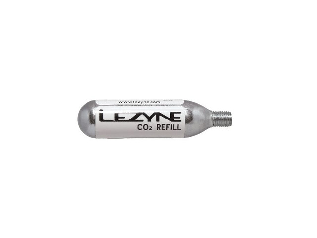 Lezyne 16G Threaded CO2 Cartridge - 5 unidades